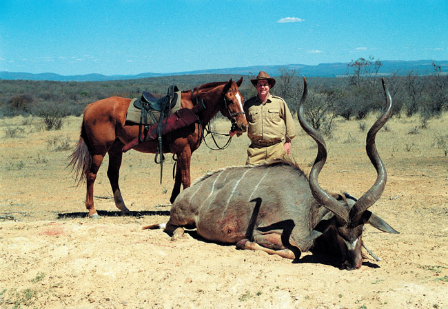 Horseback Hunting | Hunting in South Africa | Plains game ...